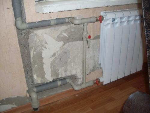 Dovoljenje za zamenjavo radiatorjev